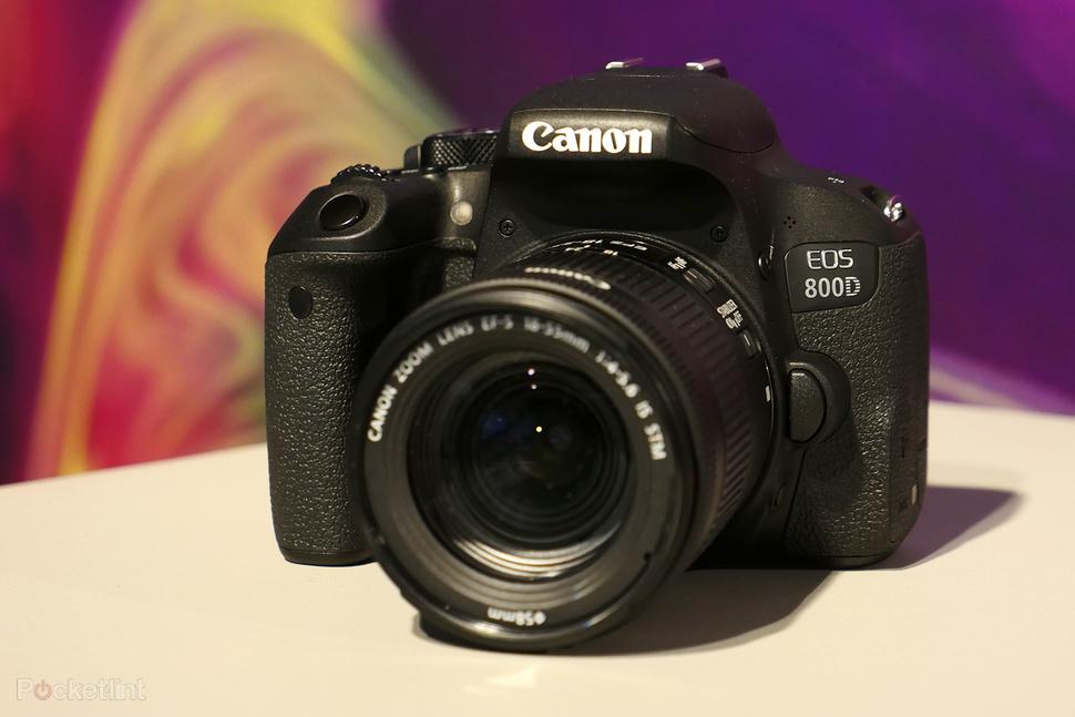 especificaciones canon eos 200D
